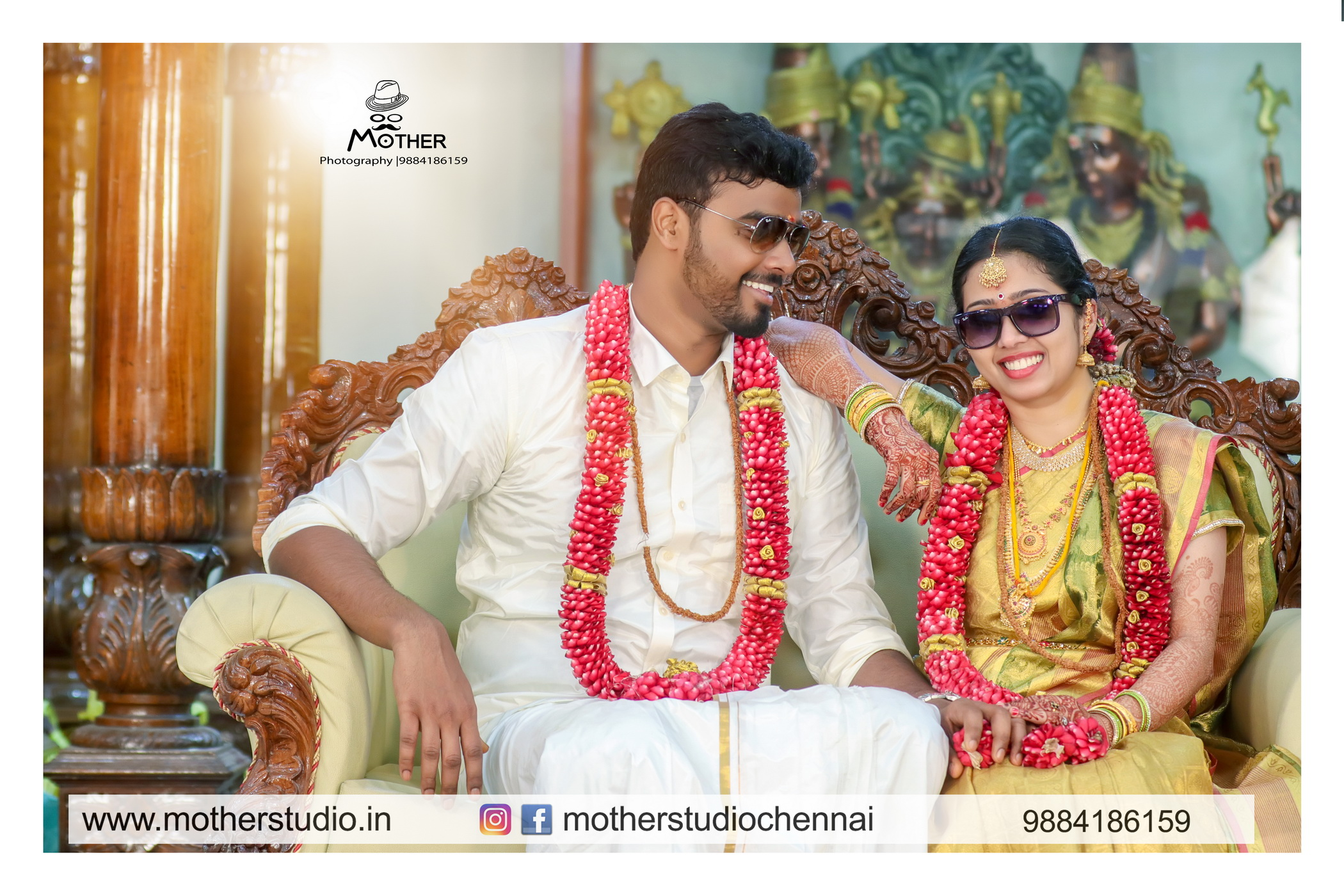 wedding photographers in porur